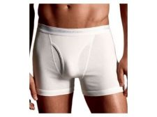 Buy A103 Calvin Klein Men's Underwear U3362 Cotton Last Boxer Brief with Keyhole New