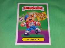 Buy RARE 2016 DEE PARTY GARBAGE PAIL KIDS Collectors Card Mnt
