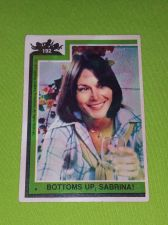 Buy VINTAGE 1977 CHARLIES ANGELS TELEVISION SERIES COLLECTORS CARD #192 GD-VG