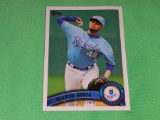 Buy MLB Joakim Soria Royals 2011 Topps Baseball GD-VG