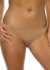 Buy X0014 Felina Intimates NEW 612P Copper Bra of the Year Seamless Sheen Tagless Thong M