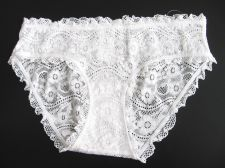 Buy X0247 Arianne NEW 6590 Floral Lace Stretch Sheer Embroidered Lace Bikini S/P PR