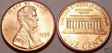 Buy 1995-P BRILLIANT UNCIRCULATED LINCOLN CENT~~FREE SHIP~~