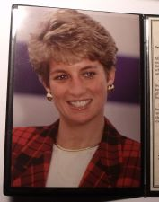 Buy Princess Diana The Peoples Princess Royal Tribite With Medallion~Awesome~Free Sh