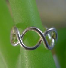 Buy sz 8 Ring sterling 925 silver Designer Eternity Wedding Band