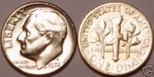 Buy 1972-D BRILLIANT UNCIRCULATED ROOSEVELT DIME~FREE SHIP~