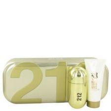 Buy 212 Vip by Carolina Herrera Gift Set -- 1.7 oz Eau De Parfum Spray + 3.4 oz Body Loti