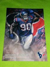 Buy NFL JADEVEON CLOWNEY TEXANS 2014 TOPPS VALOR RC #1 MNT