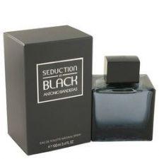 Buy Seduction In Black by Antonio Banderas Eau De Toilette Spray 3.4 oz (Men)