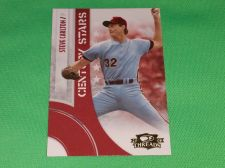 Buy MLB Steve Carlton Hall of Fame 2008 Donruss Century Stars Baseball MNT