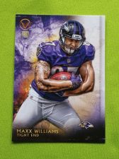 Buy NFL 2015 TOPPS VALOR MAXX WILLIAMS RAVENS SUPERSTAR MNT