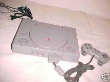 Buy Sony PLAYSTATION game system console set w/Controller