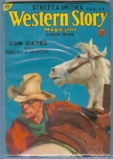 Buy Street & Smith's Western Story Magazine [v128 #3, February 24, 1934]~3