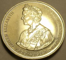 Buy Massive Falkland Islands 1980 50 Pence~The Queens 80th Birthday~Free Shipping