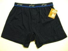 Buy A0410 2(x)ist Men's Pure Cotton Knit Boxer 1800 Charcoal Black Blue S XL NEW