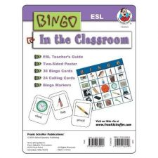 Buy In The Classroom ESL Bingo Game Kit