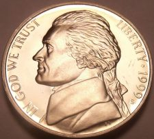 Buy DEEP MIRROR 1999-S PROOF<VERY SCARCE DATE>FREE SHIPPING