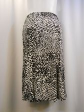 Buy JM Collection Women's Skirt Plus Size 1X Animal Print Belted Below Knee Career