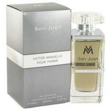 Buy Victor Manuelle San Juan by Victor Manuelle Eau De Parfum Spray 3.4 oz (Women)