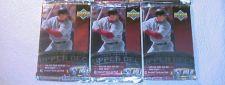 Buy 3 new 1999 UPPER DECK series 2 baseball PACKs sealed UD ser. one