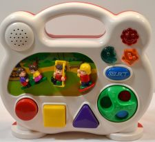Buy HC-986S Play & Learn Playground Learning Toy