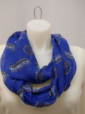 Buy Mascot Wear Boise State Broncos Team Scarf Cowl Infinity All Occasion 74X17 Blue