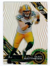 Buy NFL 2015 Topps High Tek Waves Clay Matthews MNT