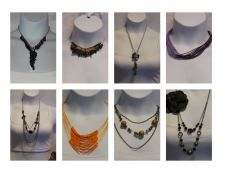 Buy Three Necklace sets Includes; 3 Necklaces with Earring Set