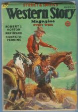 Buy Street & Smith's Western Story Magazine [v129 #1, March 24, 1934]~13
