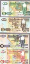 Buy Zambia Banknote Set