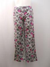 Buy DISNEY MINNIE Womens Pajama Pants SIZE M Micro Fleece Sleepwear Straight Legs