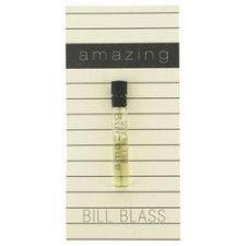 Buy AMAZING by Bill Blass Vial (sample) .03 oz (Women)