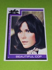 Buy VINTAGE 1977 CHARLIES ANGELS TELEVISION SERIES COLLECTORS CARD #149GD-VG