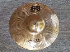 Buy Nice Sabian B8 10 inch Heavy Splash Cymbal BLOWOUT PRICED