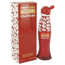 Buy Cheap & Chic Petals by Moschino Eau De Toilette Spray 1.7 oz (Women)