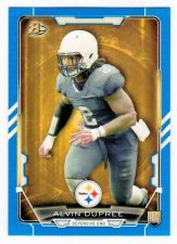 Buy NFL 2015 Bowman Alvin Dupree RC /499 MNT