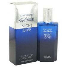 Buy Cool Water Night Dive by Davidoff Eau De Toilette Spray 2.5 oz (Men)
