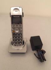 Buy Panasonic KX TGA101S - RB/HS/P = KX TG1031s TG1032s phone cordless handset 6.0