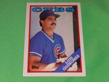 Buy MLB Luis Quinoes Cubs 1988 Topps Baseball GD-VG