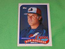 Buy MLB Bob Rogers Expos 1988 Topps Baseball GD-VG