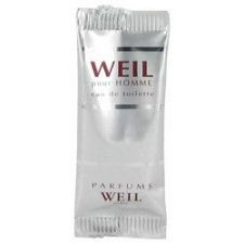 Buy Weil Pour Homme by Weil Vial (Sample) .05 oz (Men)