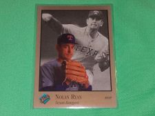 Buy MLB Nolan Ryan 1992 Leaf Studios Baseball GD-VG
