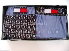 Buy X291G Tommy Hifiger Woven Boxer U92612754 2PK GiftBox L