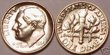 Buy 1984-P BRILLIANT UNCIRCULATED ROOSEVELT DIME~FREE SHIP~
