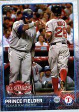 Buy 2015 Topps Update #US370 Prince Fielder Texas Rangers