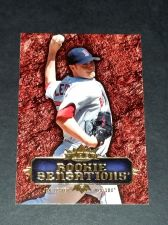 Buy MLB JON LESTER RED SOX 2007 FLEER ROOKIE SENSATIONS INSERT GD-VG