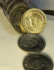 Buy Gem Unc Roll (50) Honduras 1973 20 Centavo Coins~Chief Lempira~Super~Free Ship