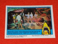 Buy RETRO JAWS IN 3-D 1983 MCA COLLECTORS CARD #26 MNT