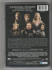 Buy Game of Thrones First Season box set one DVD Sean BEAN Peter DINKLAGE Iain GLEN