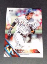 Buy MLB Christian Yelich Marlins SUPERSTAR 2015 TOPPS SERIES 1 BASEBALL GEM MNT